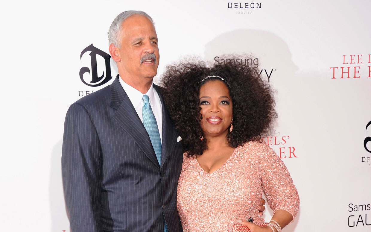 """Stedman Graham (a.k.a. 'Honey Graham') has been romantically involved with Ms. Winfrey since 1986.  Famous first and foremost for being Oprah's main squeeze, he's also an educator, business consultant and author who has written more than ten business-related and self-help books. Stedman seems to spend as much of his time reminding us that he's more than just Oprah's boyfriend than we do talking about the fact that he's Oprah's boyfriend. """"People put me in the box, you know. They define me by who she is, and she's a wonderful person and a great woman, but that's not  – I'm not Oprah,"""" he told CBS This Morning back in 2012. """"That's who she is, that's not me."""""""