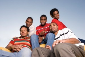 group-of-black-men