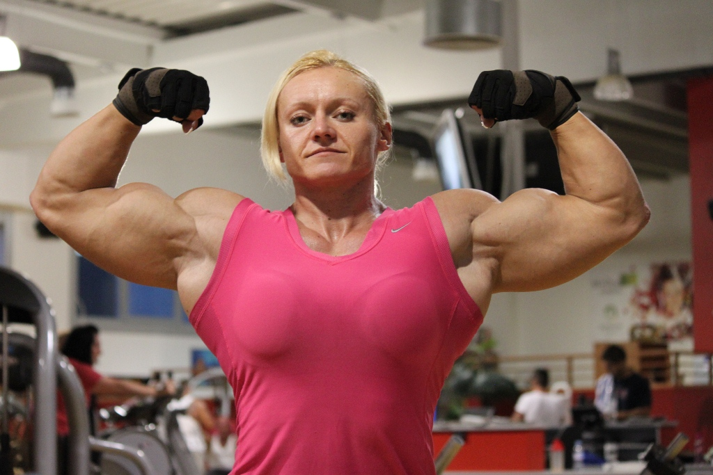 List Of Women With Their Shocking Steroid Transformations