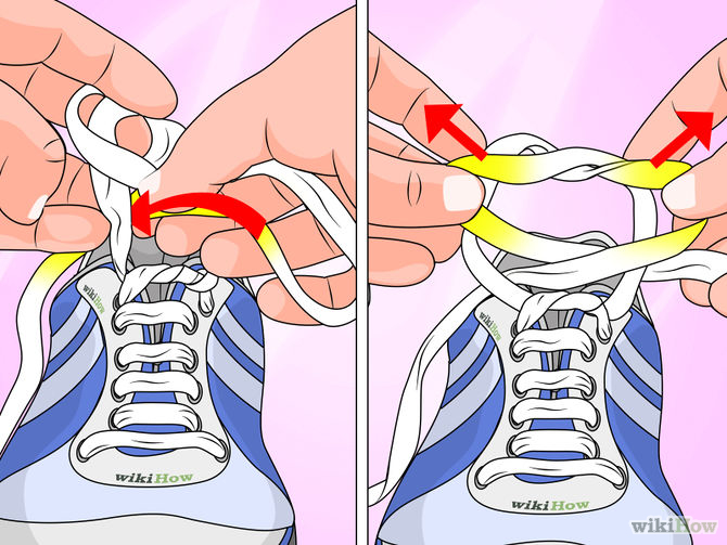 How To Tie Your Shoe Lace The Right Way Tell You All