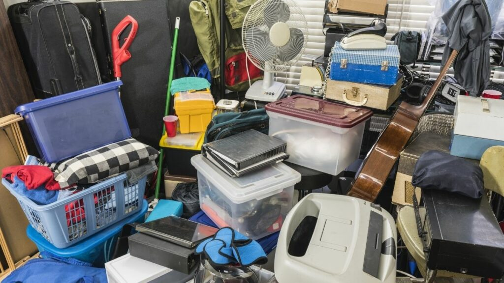Ways To Declutter When You're Overwhelmed With The Mess